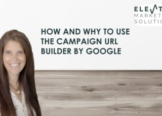 How and why to use the Campaign URL Builder by Google