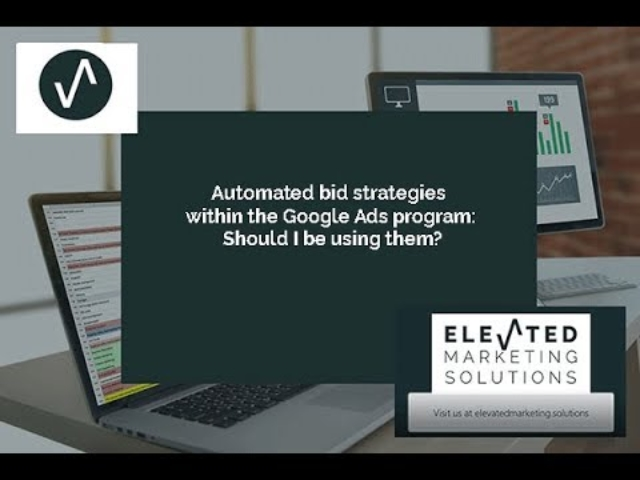 Google Automated Bidding Strategies: Should I be using them?