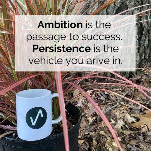 Ambition and persistence